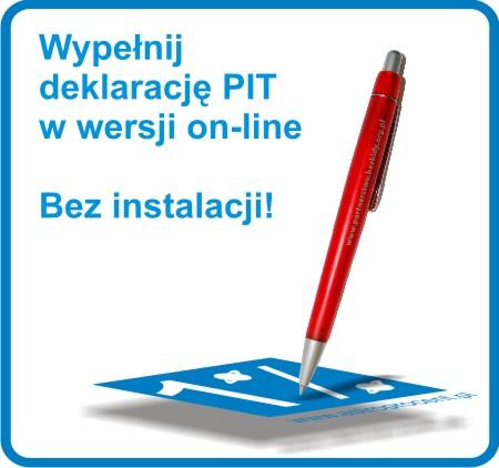 Wypełnij deklarację PIT!