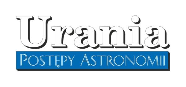 Urania Postępy Astronomii